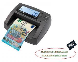 DETEKTOR BANKOVCEV OLYMPIA NC 335 LCD
