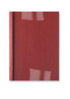 Platnice 3 mm, rdeče, usnje, 10 kos