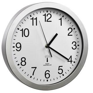 Stenska ura, radijsko vodena,