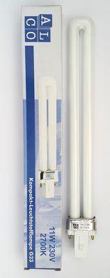Žarnica kompaktna G23, 230V, 11 W