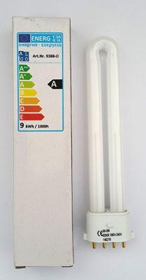 Žarnica kompaktna 2G7, 230V, 9 W