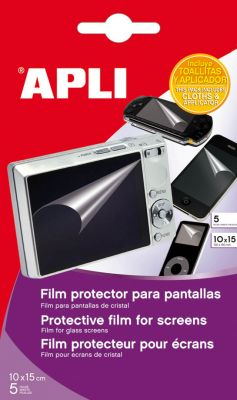 Zaščitna folija za zaslone na dotik