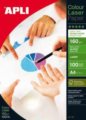 Foto papir A4 Laser Glossy 160g