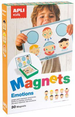 Komplet magneti čustva