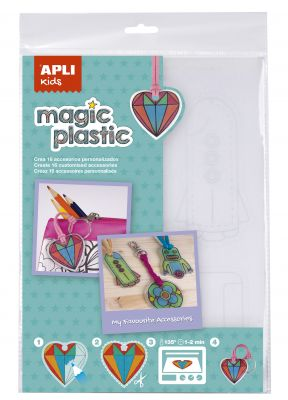 Komplet magična plastika