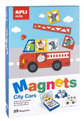 Magneti avtomobili, komplet, 25 kos