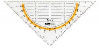 GEOflex trikotnik flexi 15cm