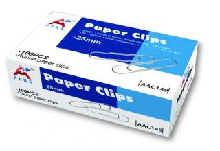 Papirne sponke 25mm