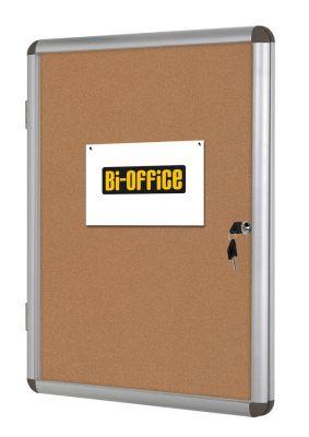 Oglasna omarica s ključem 12 x A4 1
