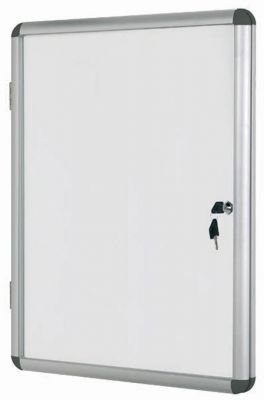 Oglasna omarica s ključem 1 x A4