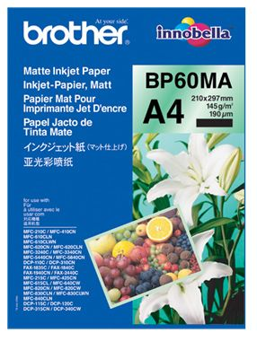 Foto papir mat A4, 25 listov, 145g/m2