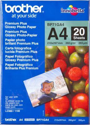 Foto papir glossy A4 20 listov
