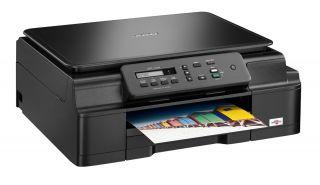Tiskalnik DCP-J100