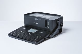 PT D800W, tiskalnik nalepk