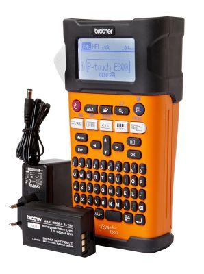 PT E300VP, tiskalnik nalepk