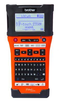 PT E550WVP, tiskalnik nalepk