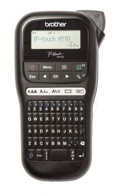 PT H110, tiskalnik nalepk