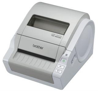Tiskalnik nalepk TD-4000