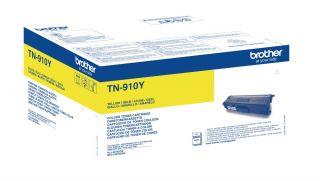 Toner TN910Y, yellow, 9.000 strani