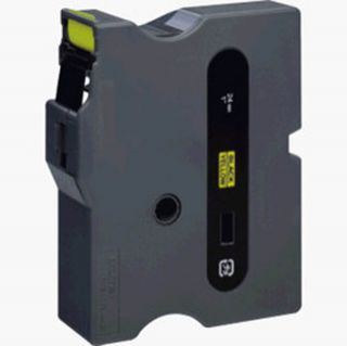Tx651 Rumen/črn 24mm