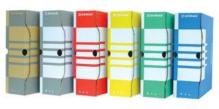 Arhivska škatla A4/100 karton BARVE