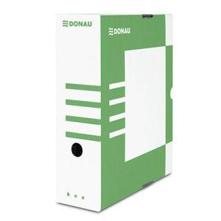 Arhivska škatla A4/100 karton zelena