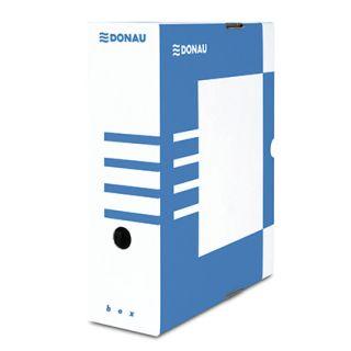 Arhivska škatla A4/100 karton modra