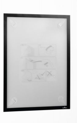 Okvir DURAFRAME WALLPAPER A3, črn