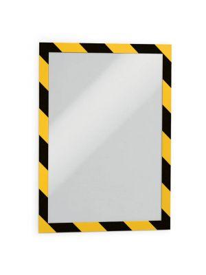 Okvir DURAFRAME A4, rumeno-črn