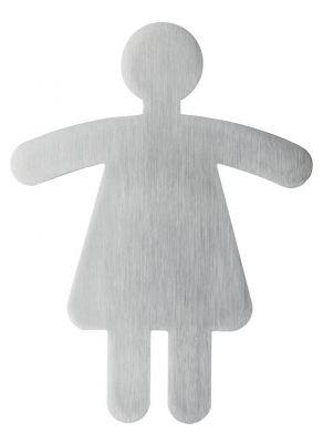 Piktogram - simbol ženski WC (4950)