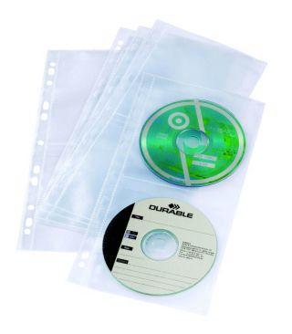 Vložne mape za CD/DVD (5282),
