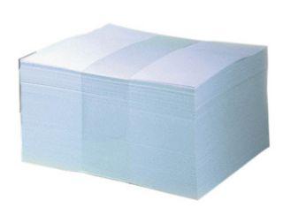 Nadomestni papirni lističi, 500 kos