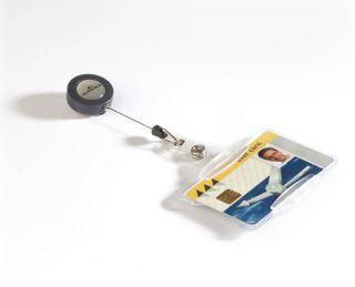 Ovitek za magn. kartice na izvl. vrvici