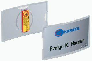 Identifikacijske kartice 40x75mm (8123)