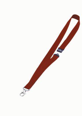 Tekstilni trak (8137), rdeč, 10 kos