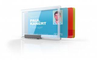 Ovitek za magnetne kartice PUSHBOX