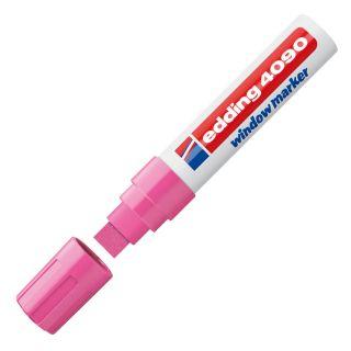 Marker kredni E-4090, 4-15 mm, neon roza