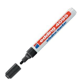 Marker kredni E-4095, 2-3 mm, črn