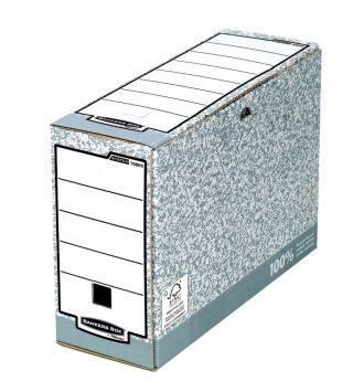Arhivska škatla, 105x260x315mm, 10 kos