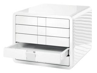 Predalnik iBox bel