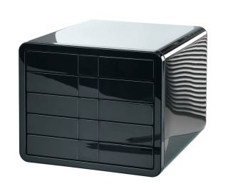 Predalnik iBox črn