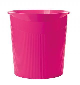 Koš za smeti LOOP, roza
