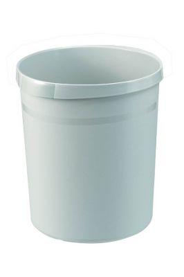 Koš za smeti GRIP siv