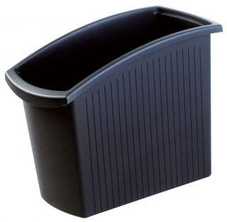 Koš za smeti MONDO, 18l, črn