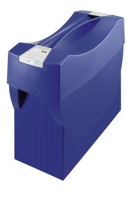 Škatla za viseče mape SWING PLUS modra