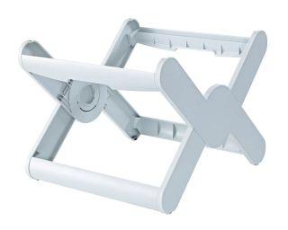 Stojalo za viseče mape X-Cross sivo