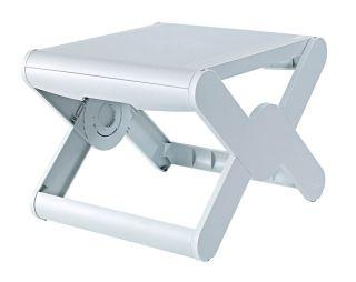 Stojalo za viseče mape X-Cross Top sivo