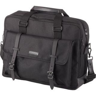 Poslovna torba TWYX, črna