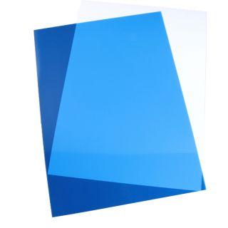 Folija modra, A4, 0,15 mm, 100 kos