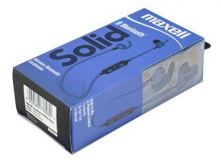 Brezžične slušalke SOLID modre